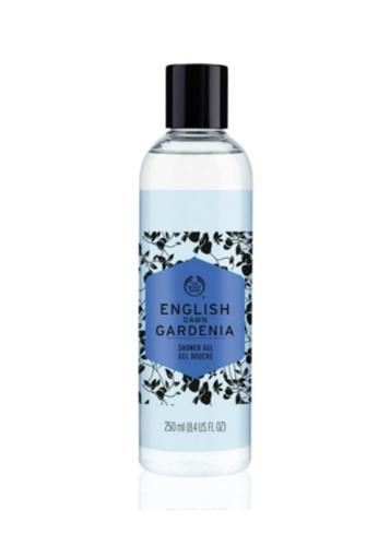 The Body Shop English Dawn White Gardenia Shower Gel TH455BE27QFKMY_1