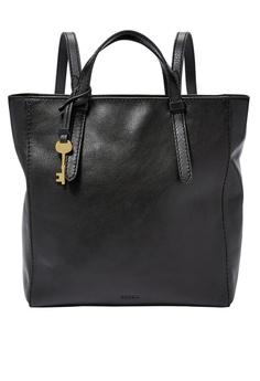 f2e9387c724d Fossil black Camilla Small Backpack DE3F2AC4E6F43BGS 1