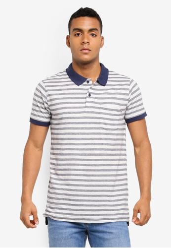 Cotton On grey Icon Polo Shirt C4452AA707DD1FGS_1