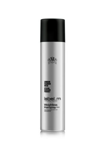 label.m silver label.m Weightless Hairspray 300ml 656BDBE4955298GS_1