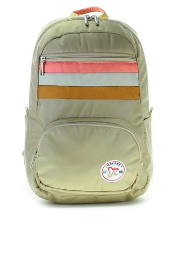 ThreeRey brown Threerey Backpack - Tas ransel Threerey OCEAN D42C0AC3F3871EGS_1