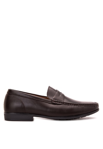 Itti brown Loafers & Moccasins IT425SH55RWQPH_1