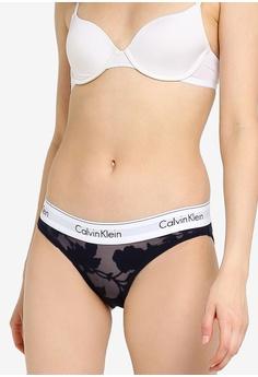 a486883fe28 Calvin Klein navy Bikini Cut Panties - Calvin Klein Underwear  DB04CUS66EFBE6GS 1