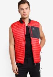 Odlo red Helium Cocoon Vest OD608AA41KACMY_1