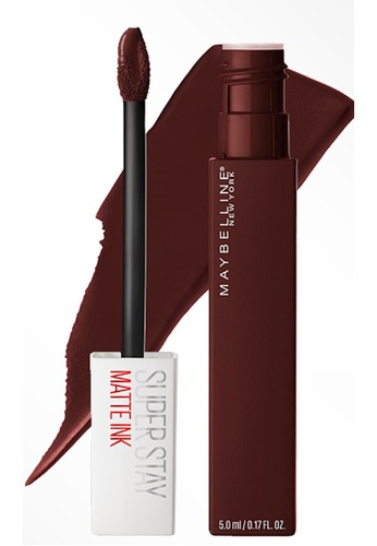 Maybelline red Maybelline Superstay Matte Ink Un-Nudes Protector 8AA81BE526984FGS_1