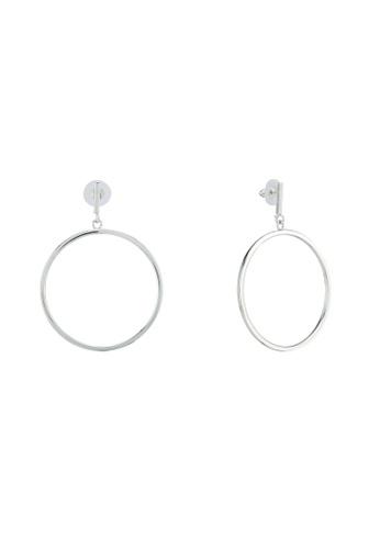 ALDO silver Trierwen Earrings B74FDAC4CD98E5GS_1