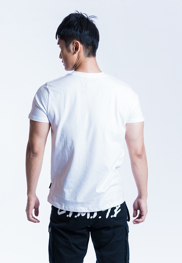 twill I M T Camo Broken White Emb E with patch L TEE Regular fit I qIwv7P