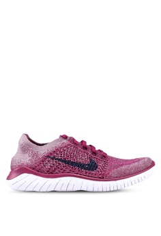 5d2faf4c31f5b3 Available in several sizes · Nike purple Nike Free Rn Flyknit 2018 Shoes  618F7SH67B88D5GS 1