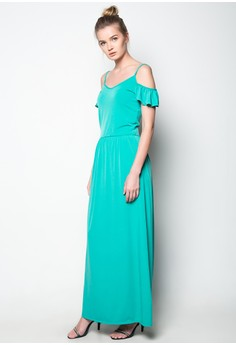Paradise Luxe Maxi Dress