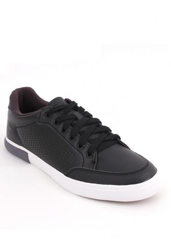 World Balance black Clovis Sneakers 18C4FSHA693592GS_1
