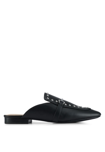 ALDO black Vergemoli Loafers C4330SHE94C27FGS_1