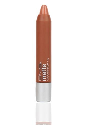 BYS n/a Matte Lip Colour Balm BY206BE88NNJPH_1