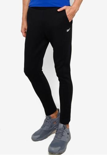 Reebok black Classics PVT Pants 18CACAAC8D156AGS_1