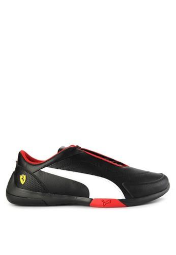 Puma black Sf Kart Cat Iii Shoes 90C0ASHCC25570GS_1