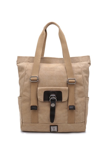 DUSTY beige At-Tote Goowie 25174AC80AB321GS_1
