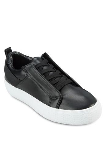 Gloclya 繫帶厚底zalora鞋子評價休閒鞋, 女鞋, 鞋