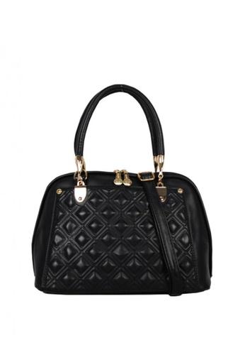 Kimbel International black BCA886913 Handbag with Sling 3F5E3ACD91C508GS_1