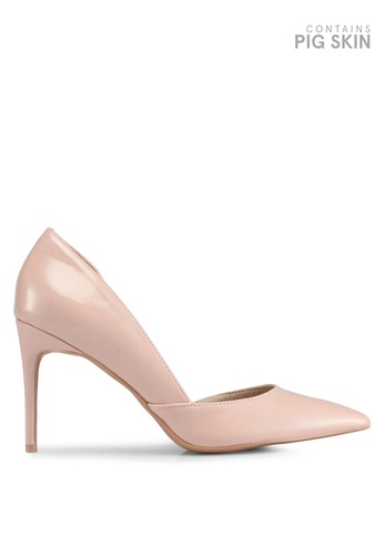LOST INK pink Peggy D'Orsay Heels 434EASHEC38561GS_1