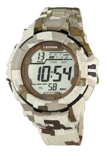 Calypso brown Sporty Men's Watches CAL K5681/2 658FDAC4269FE5GS_1