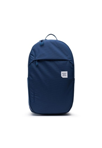 official images delicate colors online here Buy Herschel Herschel Mammoth Backpack Large Medieval Blue -23L ...