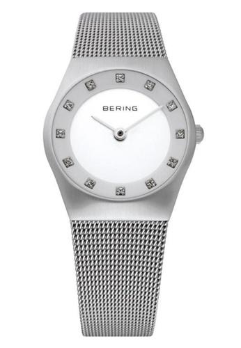 Bering silver Classic 11927-000 White 27 mm Women's Watch 18EE3AC3776915GS_1