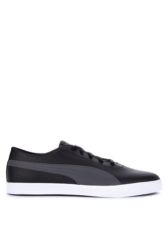 Puma black Urban SL Sneakers AD019SH6827E56GS_1