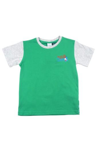 KIDS ICON green KIDS ICON - Kaos Anak Laki-laki Donald Duck Green T- Shirt - DD1K0200190 178A2KA3F23039GS_1