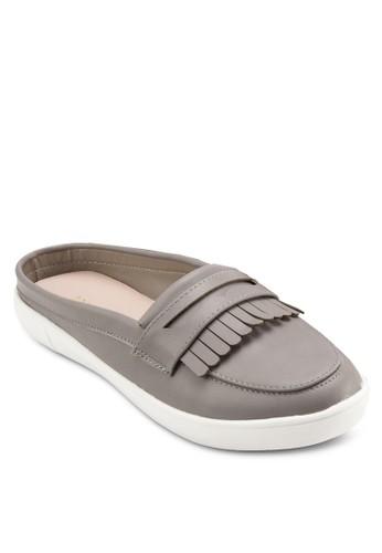 休閒穆勒懶人鞋, 女鞋, 楔形esprit 請人涼鞋