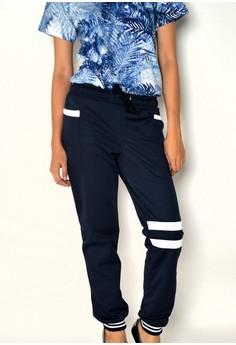 Women's Jogger Pants Big Pocket Cotton