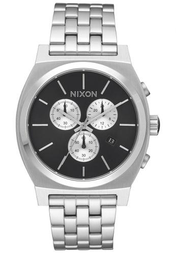 Nixon black Nixon - Time Teller Chrono - Black Sunray NI855AC34KGVSG_1