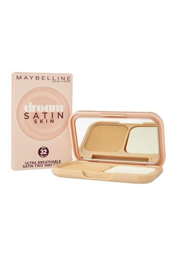 Maybelline Maybelline Dream Satin Skin Two-Way Cake 02 0DABFBEE0B1B16GS_1