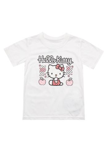 Bateeq white Girl Tshirt 3811EKA7057652GS_1
