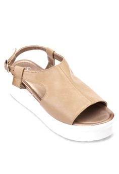 Angel Wedge Sandals