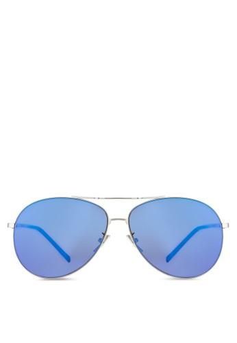 NUVEAU 細框飛行員太陽眼鏡, 飾品配件,esprit 品牌 飛行員框