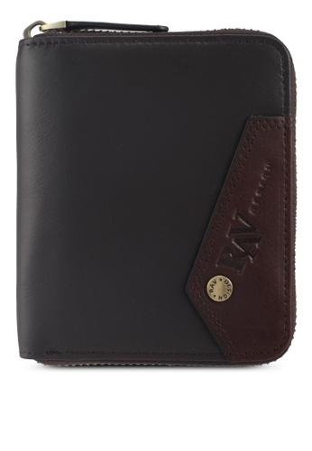 RAV Design brown Leather Wallet E2A78AC9345DECGS_1