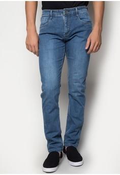 Freego Men's Hyperflex Denim Jeans