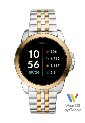 FOSSIL multi Gen 5E Smartwatch FTW4051 179D2AC74058E2GS_1
