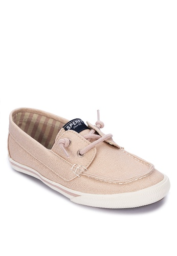 Sperry pink Lounge Away Boat Shoes A0AC4KS11B8D87GS_1