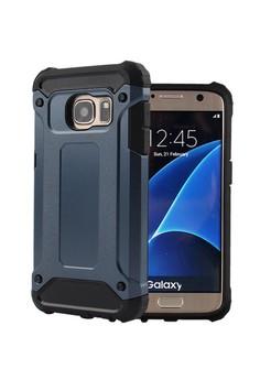 Tough Hybrid Dual Layer Case for Samsung Galaxy A510 (A5 2016)
