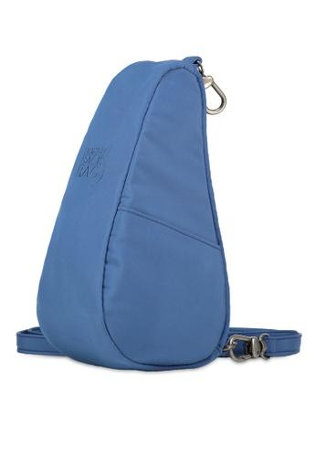 Healthy Back Bag blue Microfibre Baglett Backpack HE382AC46VFLMY_1