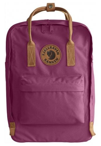Fjallraven Kanken purple Plum Kanken No.2 Laptop Backpack F4BD0AC7270983GS_1