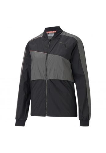 PUMA black PUMA x TMC Run Jacket 59A35AAD0A5123GS_1