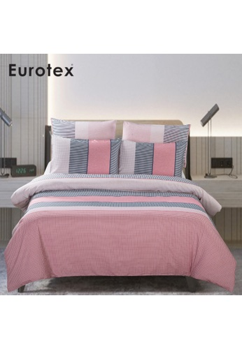 Eurotex Eurotex Luxe Living, Tencel 900 Thread count Fitted Bedsheet Set (without Quilt Cover) - Devon 23732HL80D0D32GS_1