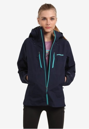 Patagonia navy Triolet Jacket PA549AA0RQDOMY_1