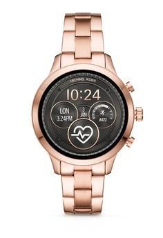 8ce1231de66e7e MICHAEL KORS gold Runway Quartz Smartwatch MKT5046 C416EAC6BB2CA7GS_1