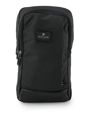 Pierre Cardin black Sling Bag 14757AC022B9D8GS_1