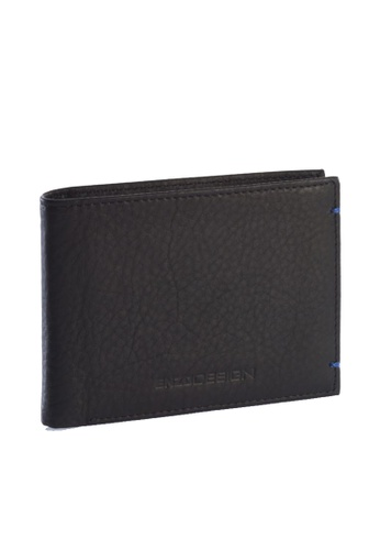 54f8f3a8a7dc Ultra Soft Cow Nappa Leather Slim Wallet(With Flip Out ID Window)