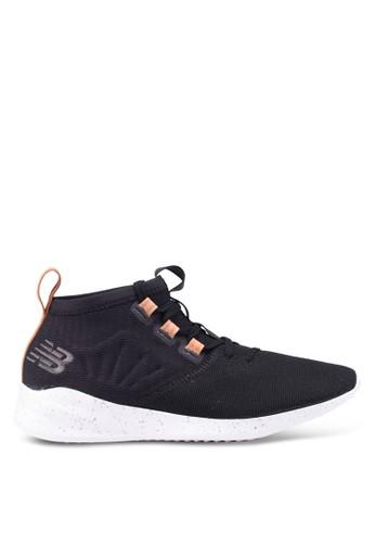 New Balance black Cypher Future Sport Shoes 6B7CCSHA196C8FGS_1
