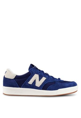 New Balance blue 300 Classic Lifestyle Sneakers NE323SH0RUY5MY_1