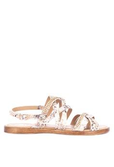 83801b842e7 Dune London beige Laiwu Flat Sandals CCA5FSHE238BF9GS 1